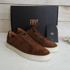 New Frye Ivy Low Lace Sneakers